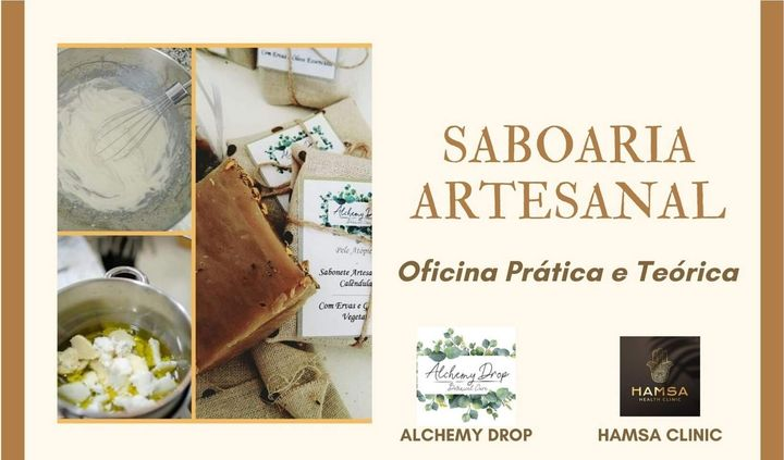 Workshop de Saboaria