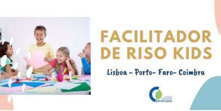 Curso Facilitador de Riso - KIDS - DGERT