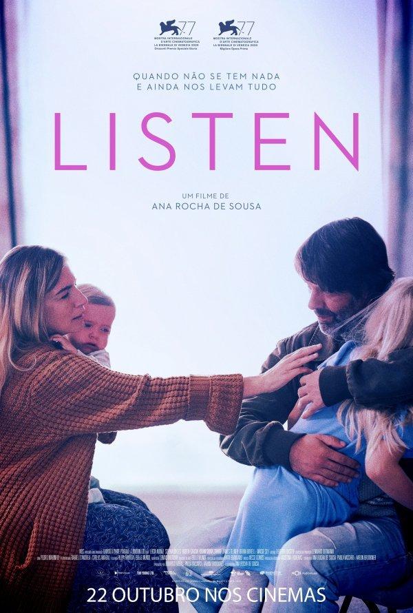 'Listen'  |  M/14