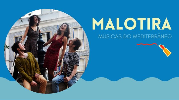 MALOTIRA   músicas do Mediterrâneo