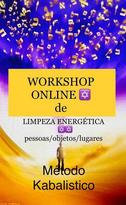 Workshop de Limpeza Energética