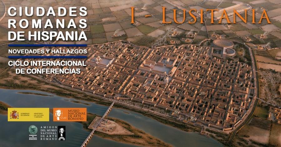 Ciclo de Conferencias Ciudades Romanas de Hispania: «Conimbriga»