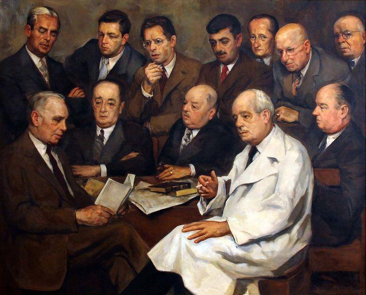 A Leitura, grupo do consultório do Prof. Francisco Pulido Valente, em destaque no Museu de Lisboa