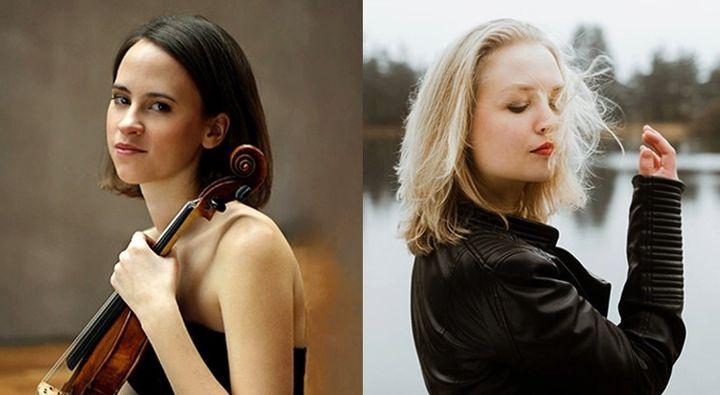 Concerto Antena 2   Anna Paliwoda e Morta Grigaliunaite