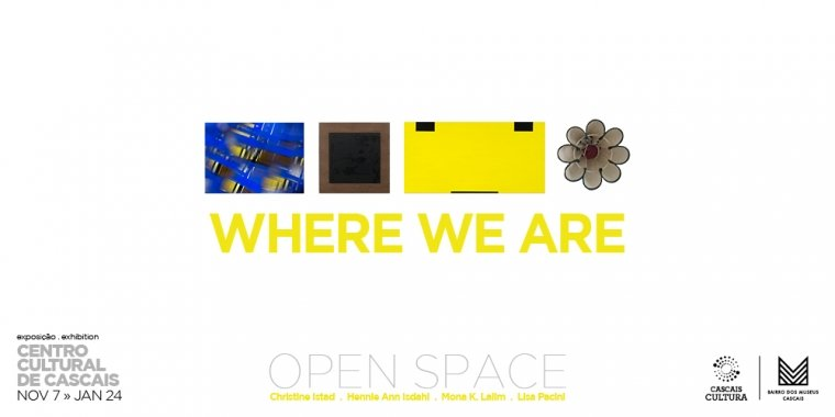Where  We Are, de Christine Istad, Hennie Ann Isdahl, Mona K. Lalim e Lisa Pacini