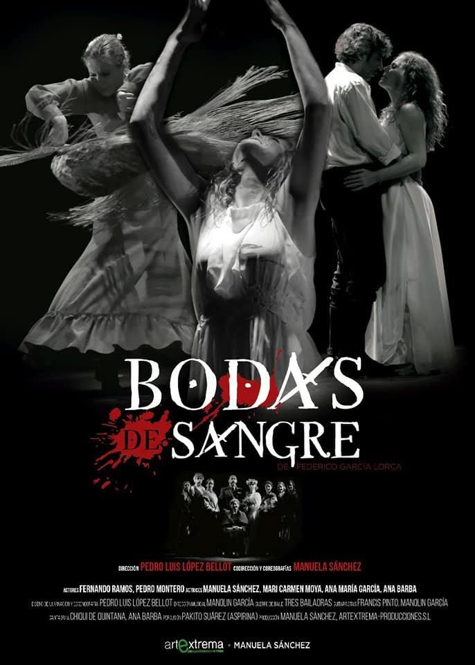 Espectáculo: «Bodas de Sangre»