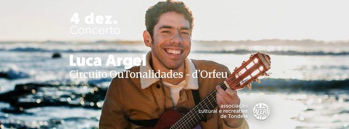 Luca Argel | Concerto