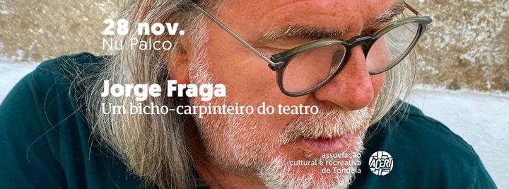 Jorge Fraga | Nu Palco