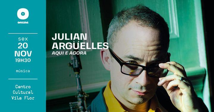Guimarães Jazz 2020 • Julian Argüelles / Aqui e Agora