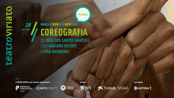 Coreografia | Estreia