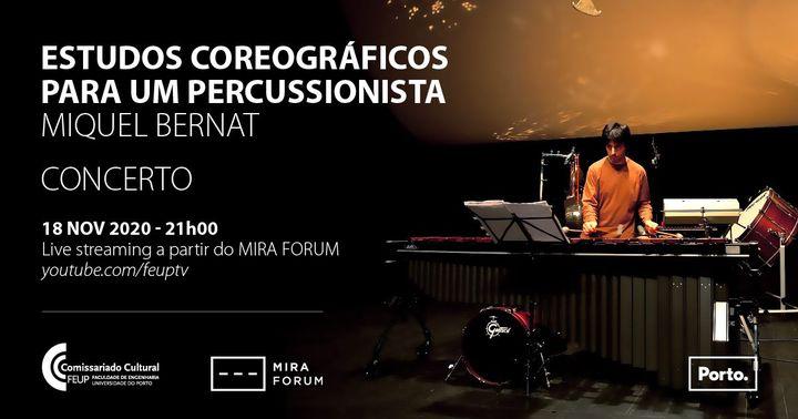 Concerto Miquel Bernat no MIRA