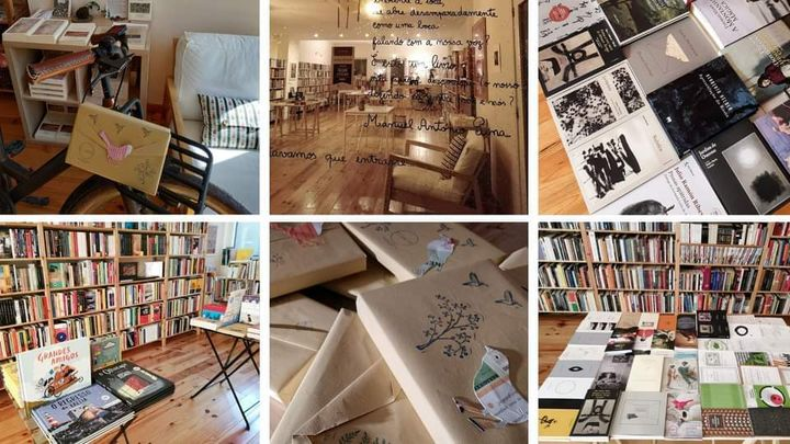 Que Embrulhada! - Feira do livro online + Natal na Flâneur