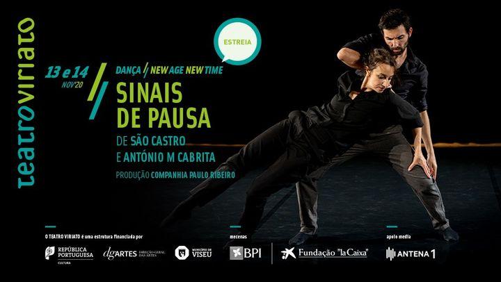 SINAIS DE PAUSA | Estreia
