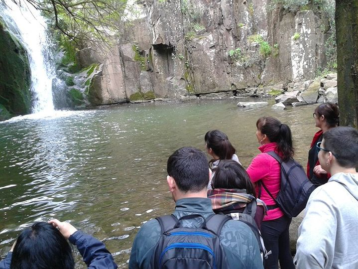 Cascatas de Anços, Vulcão do Lexim e Aldeia Mata Pequena