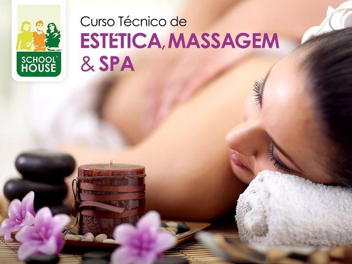 Curso de Técnico/a de Estética, Massagens e SPA