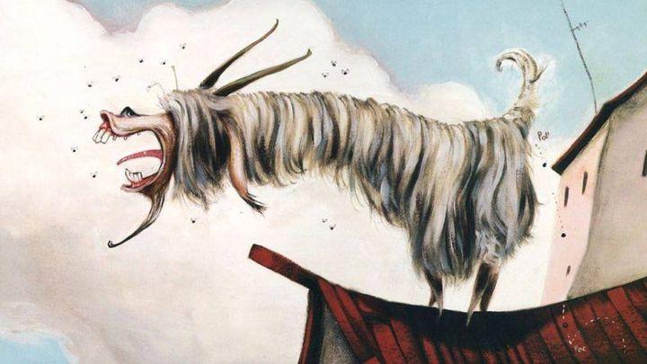 A cabra tonta de Pep Bruno