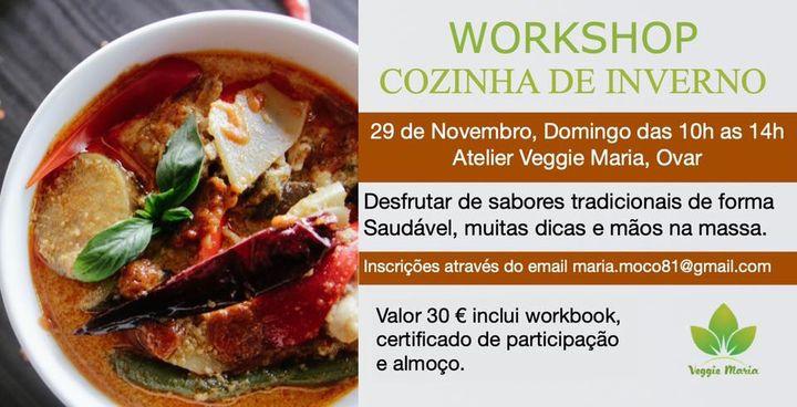 Workshop Cozinha de Inverno