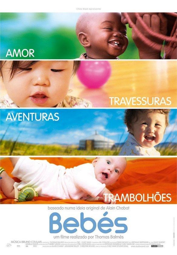 """""""Bebés"""", por Thomas Balmès"""