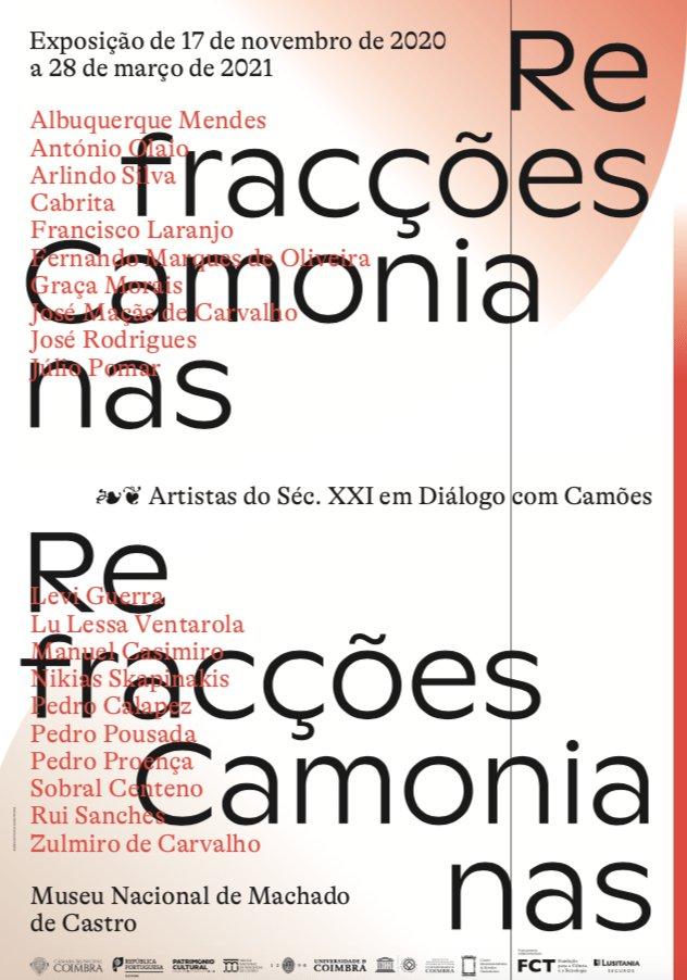 """Exposição """"Refrações Camonianas em Artistas do Século XXI"""""""