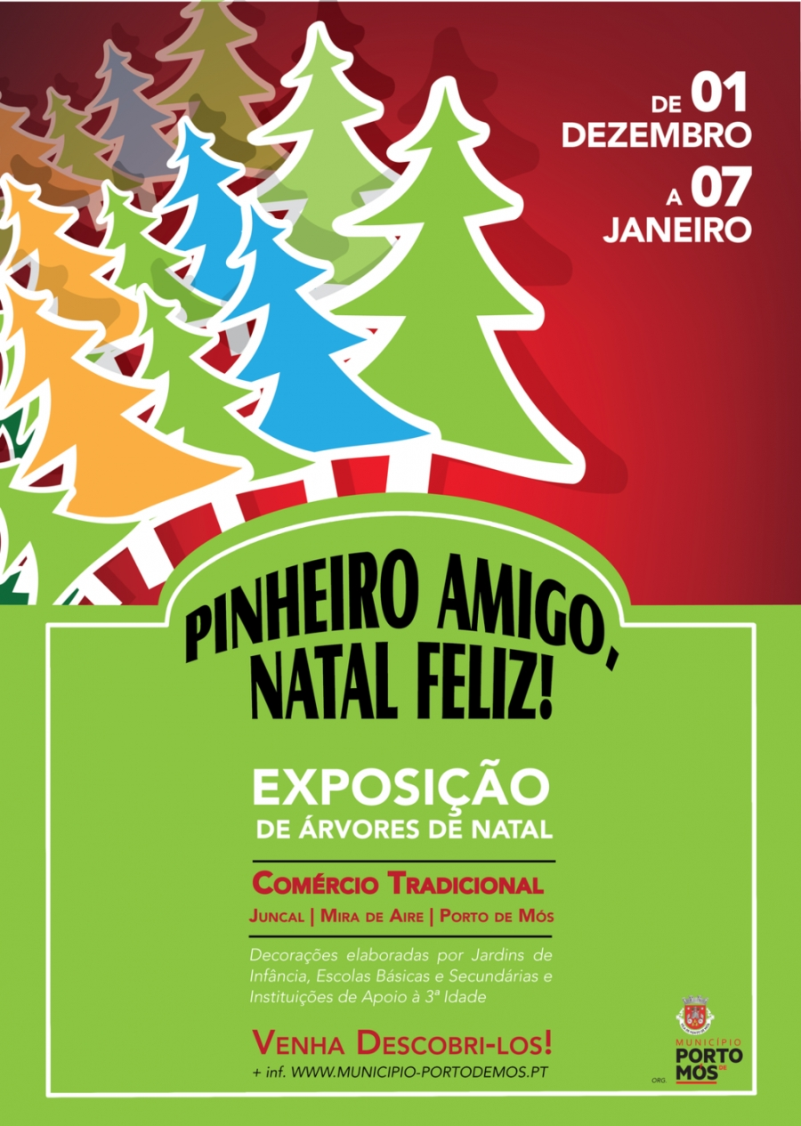 Exposição de Árvores de Natal