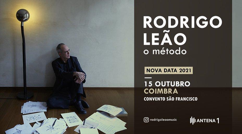 Rodrigo Leão - O Método