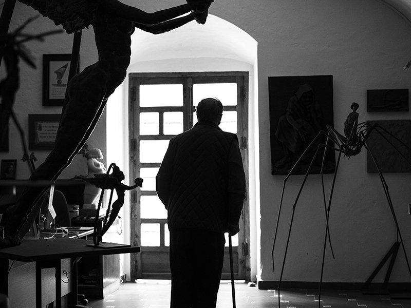Exposición 'Estudios' de Emilio Jiménez Hidalgo