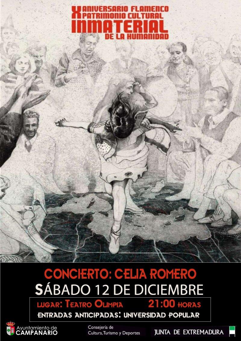 Concierto: Celia Romero