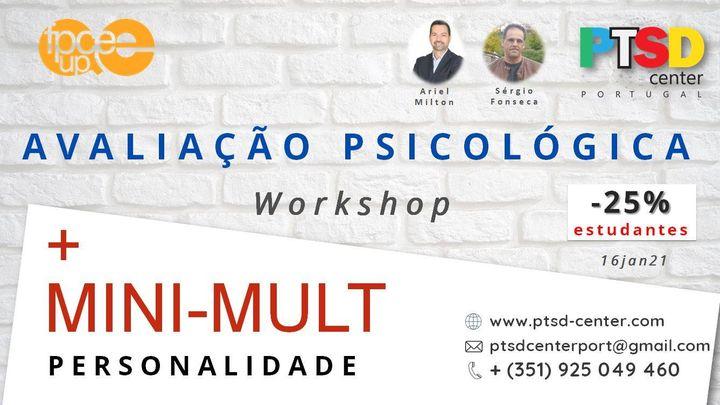 Workshop - Avaliação da Personalidade com o MINI-MULT