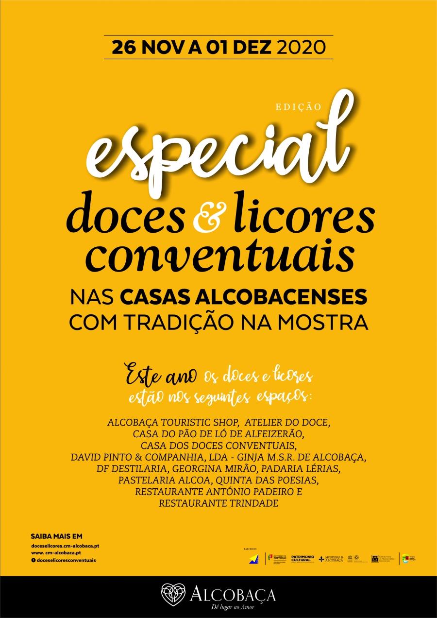 Edição Especial Doces & Licores Conventuais 2020