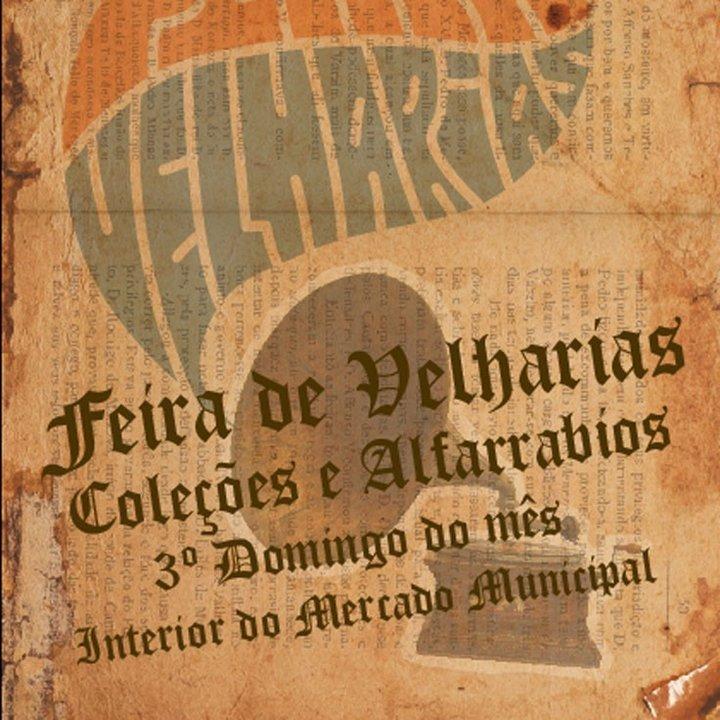 Feira das Velharias e Antiguidades