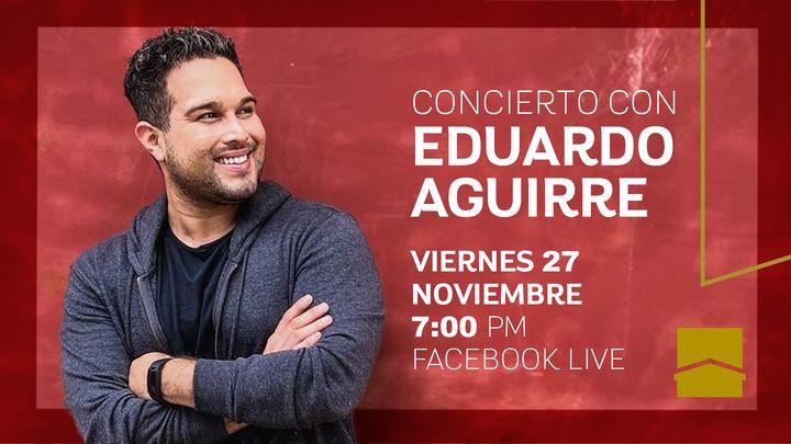 Concierto con Eduardo Aguirre
