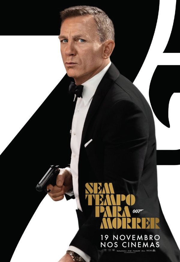 """007: SEM TEMPO PARA MORRER"""""""