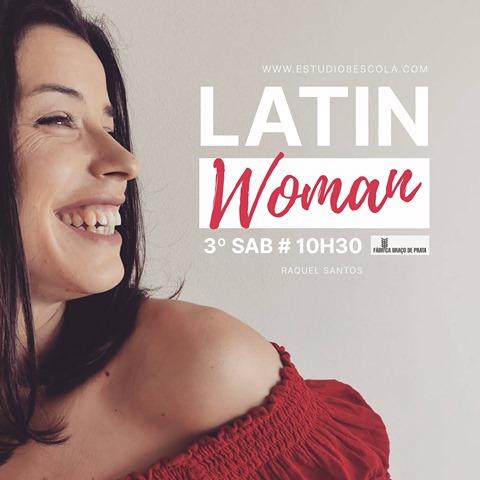 Latin Woman | Workshop de salsa para Mulheres