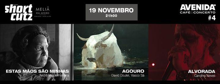 Shortcutz Aveiro - Sessão #4