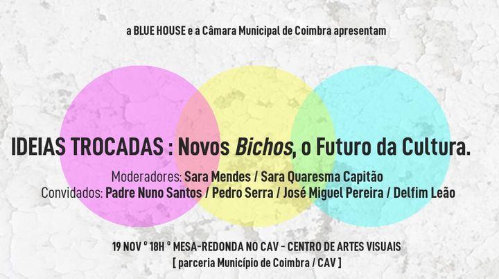 Ideias Trocadas: Novos Bichos, o Futuro da Cultura [3mf!#31]