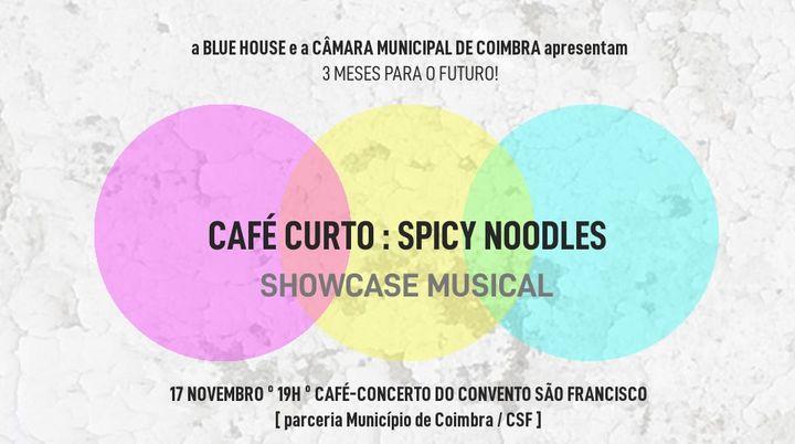 Spicy Noodles - Café Curto [3mf!#29]