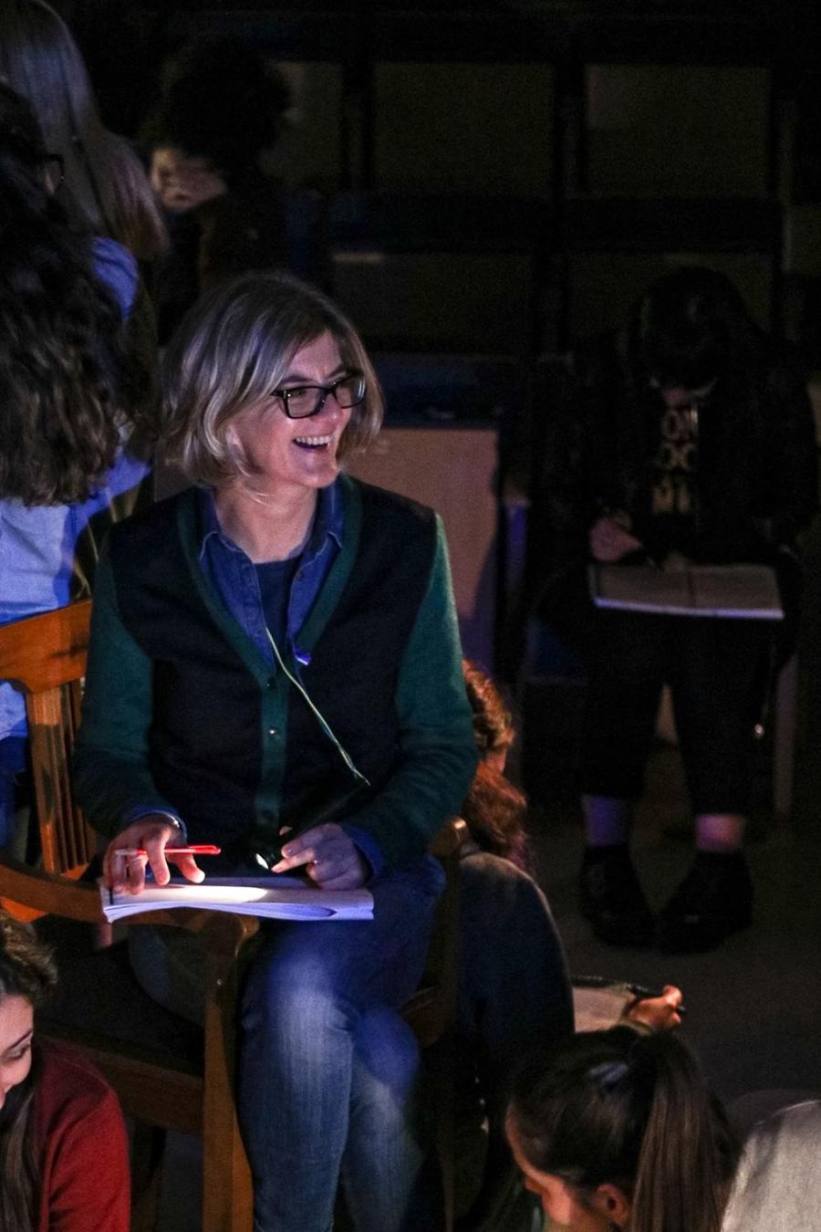 No Natal a Gente Vem Te Buscar — Clube de Leitura Teatral