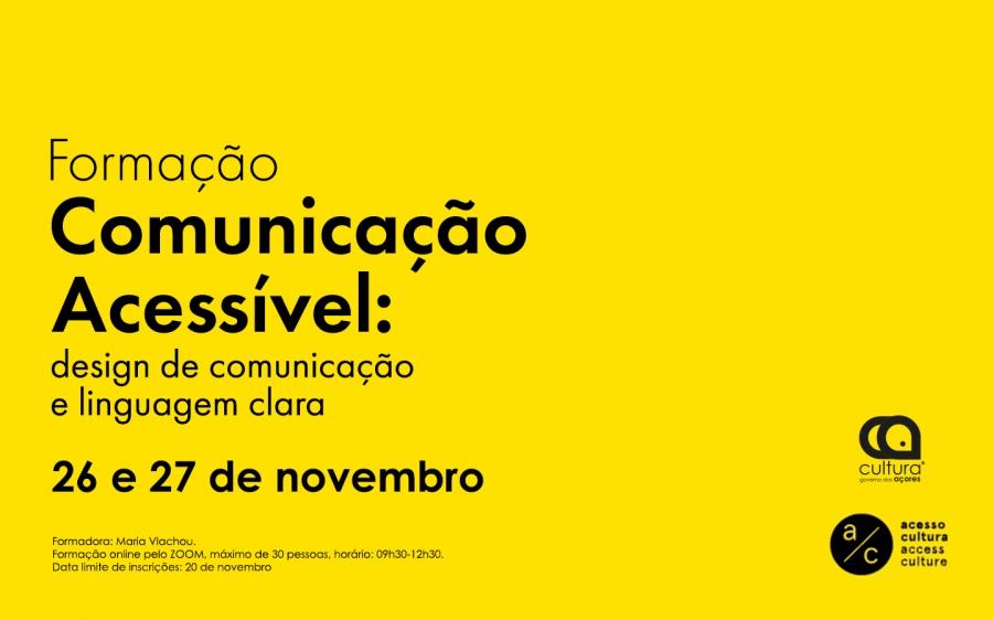 Comunicação Acessível: Design e Comunicação e Linguagem Clara