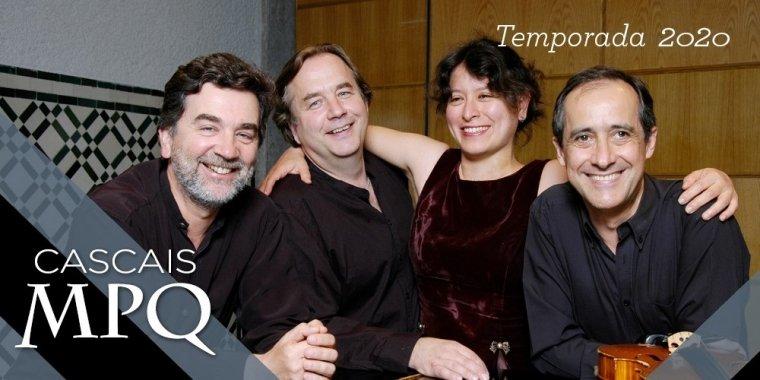 Cascais Moscow Piano Quartet | Temporada 2020 | Comemoração dos 250 anos do nascimento de Beethoven