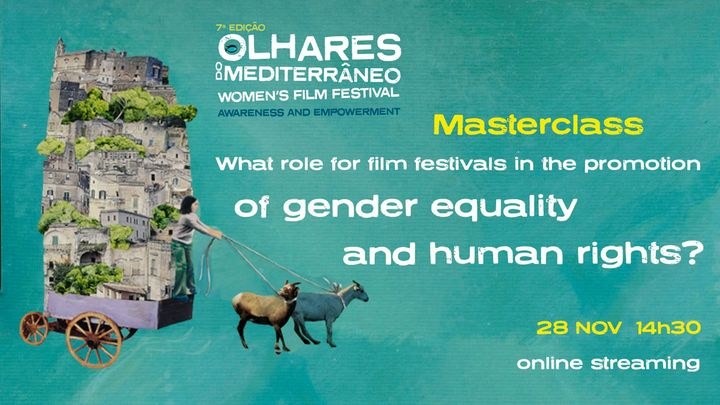 Masterclass: What role for film festivals in the promotion of gender equality and human rights?