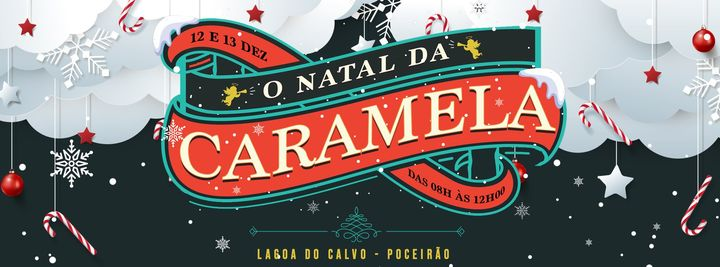 O Natal da Caramela