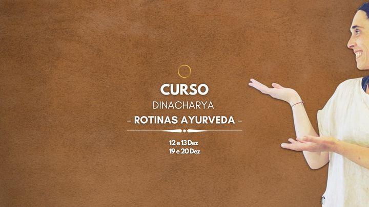CURSO de Rotinas Ayurveda