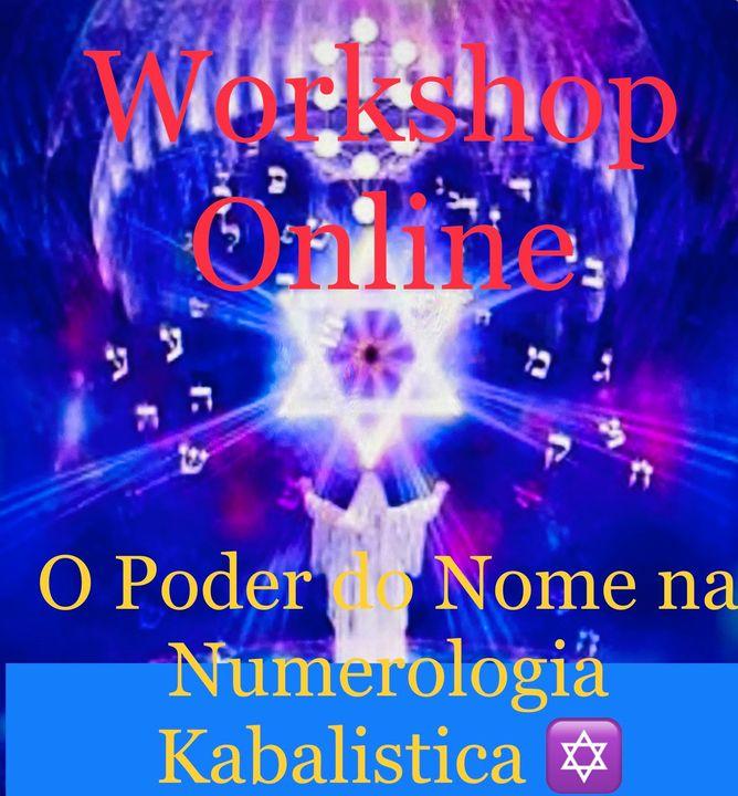 Workshop O Poder do Nome na Numerologia Kabalistica