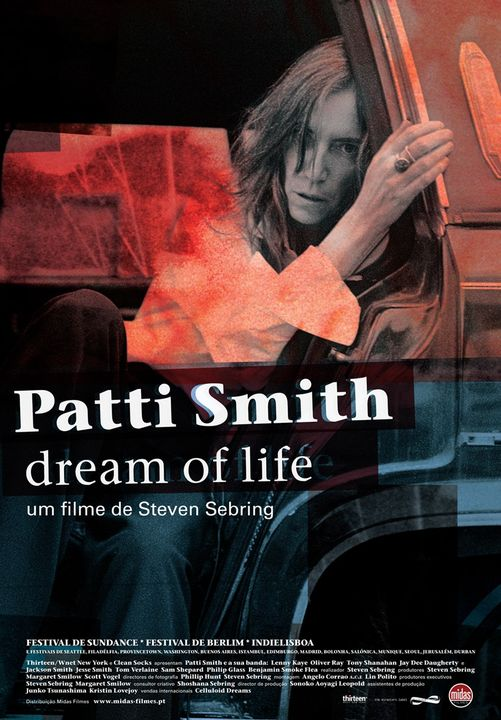 Cinema | Patti Smith: Dream of Life