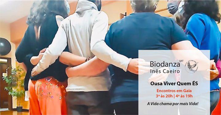 Ousar Viver Quem ÉS | Biodanza | GAIA