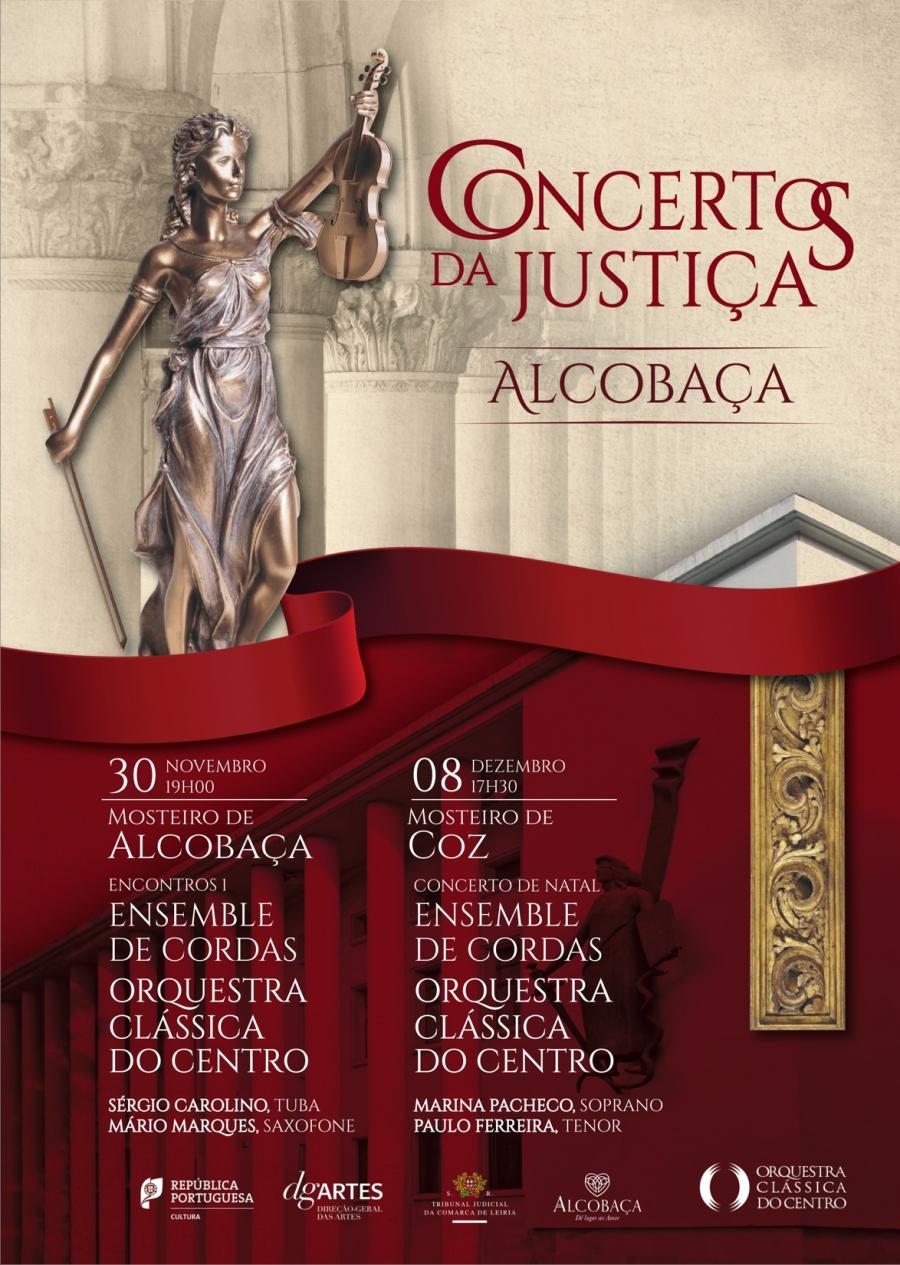 Edição Especial Doces & Licores Conventuais - Concertos da Justiça - Orquestra Clássica do Centro