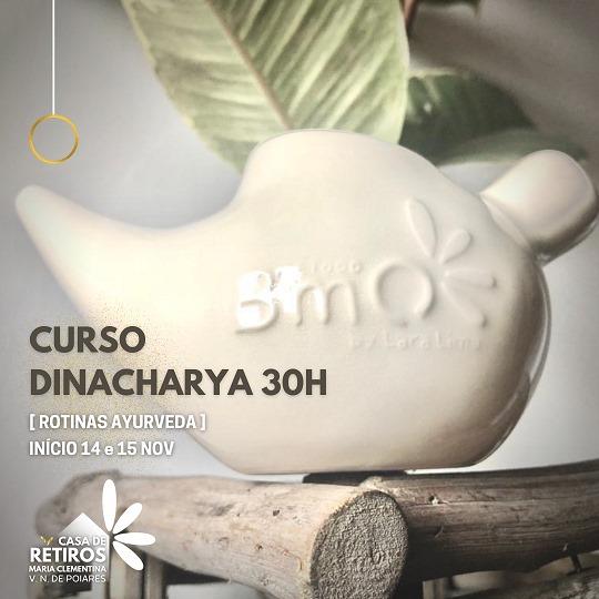 CURSO de ROTINAS AYURVEDA - II
