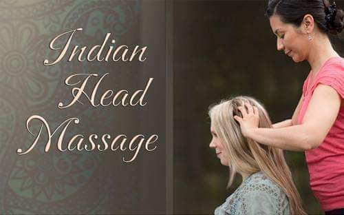 Workshop de Massagem Indiana a Cabeça (Indian Head Massage)