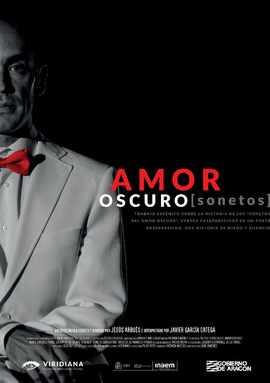 Teatro: «Amor oscuro (sonetos)»