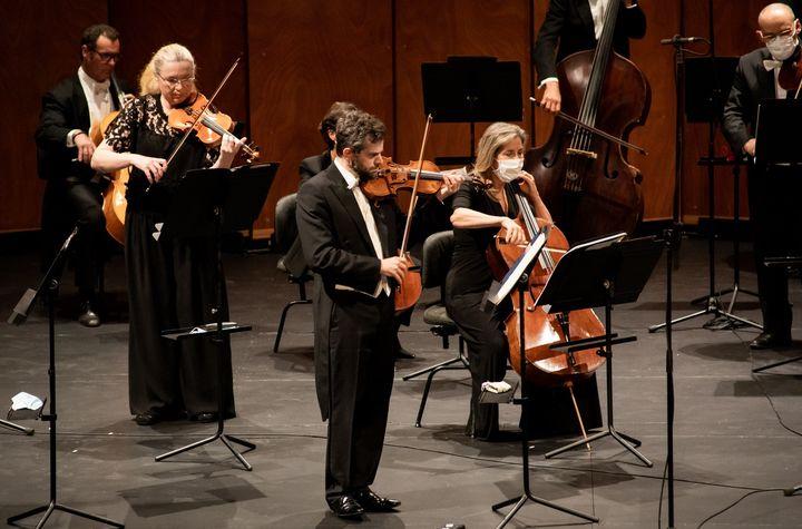 Concerto de Câmara - Orquestra Sinfónica Portuguesa